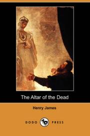 The altar of the dead PDF