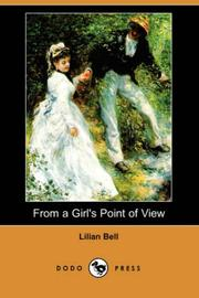 Cover of: From a Girl&#39;s Point of View (Dodo Press) by Lilian Bell