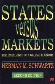 States Versus Markets PDF