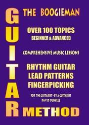 The Boogieman Guitar Method PDF
