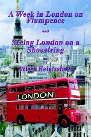 A Week in London on Flumpence-Seeing London on a Shoestring PDF
