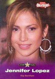 Jennifer Lopez by Kay Barnham