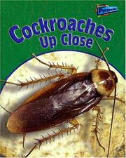 Cockroaches Up Close (Minibeasts Up Close) PDF