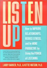 Listen up PDF