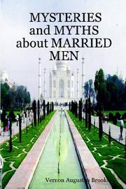 MYSTERIES and MYTHS about MARRIED MEN PDF