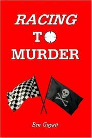 Racing To Murder PDF
