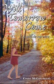 Will Tomorrow Come... A Will To Survive PDF