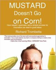 Mustard Doesn't Go on Corn! PDF