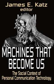 Machines That Become Us PDF