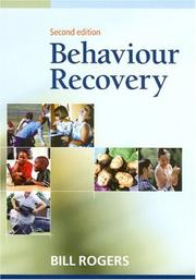 Behaviour recovery by Bill Rogers