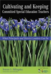 Cultivating and Keeping Committed Special Education Teachers PDF