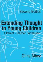 Extending Thought in Young Children by Chris Athey