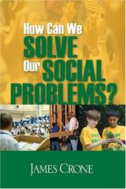 How can we solve our social problems? PDF