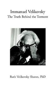 Immanuel Velikovsky - The Truth Behind the Torment PDF