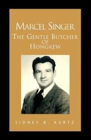 Marcel Singer PDF