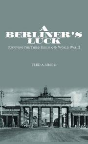 A Berliner's Luck PDF