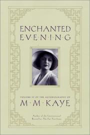 Enchanted evening PDF