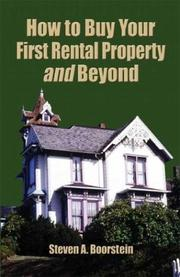 How to Buy Your First Rental Property and Beyond PDF