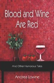 Blood and Wine Are Reda PDF