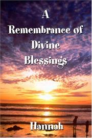 A Remembrance of Divine Blessings PDF