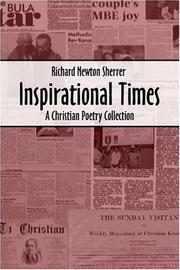 Inspirational Times by Richard Newton Sherrer