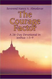 The Courage Factor: A 28 Day Devotional in Joshua 1:5-9 PDF