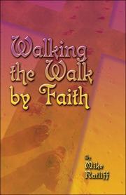 Walking the Walk by Faith PDF