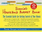 Bonnie's household budget book PDF