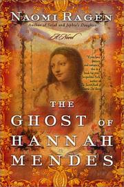 The ghost of Hannah Mendes PDF