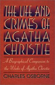 The life and crimes of Agatha Christie PDF