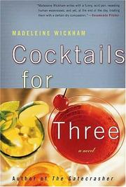 Cocktails for three PDF