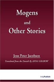 Mogens and Other Stories PDF