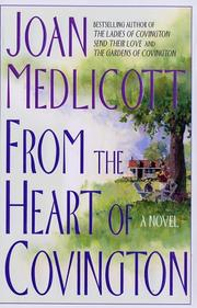 From the heart of Covington by Joan A. Medlicott