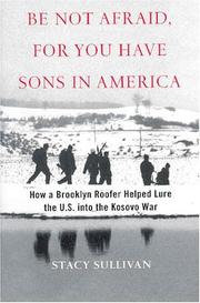 Be not afraid, for you have sons in America PDF