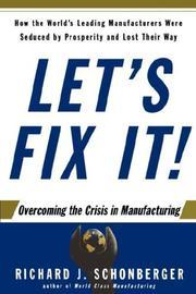 Let's Fix It! PDF