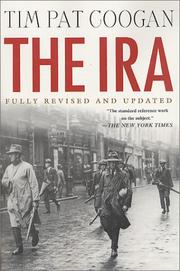 The I.R.A by Tim Pat Coogan