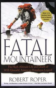 Fatal Mountaineer by Robert Roper