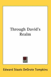 Through David's Realm PDF