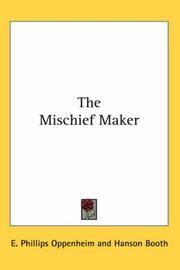 The Mischief Maker PDF