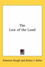 The Law of the Land PDF