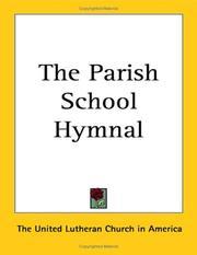 The Parish School Hymnal PDF