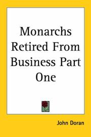Monarchs Retired from Business PDF