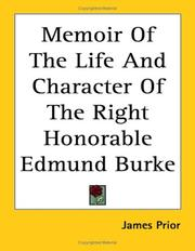 Memoir of the Life and Character of the Right Honorable Edmund Burke PDF