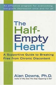 The Half-Empty Heart by Alan Downs