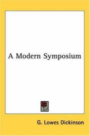 A modern symposium PDF