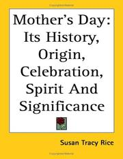 Mother's Day PDF