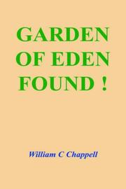 Garden of Eden Found! PDF