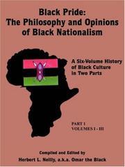 Black pride PDF