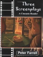 Three Screenplays PDF