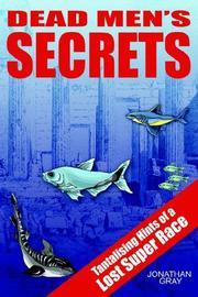 Dead Men's Secrets PDF
